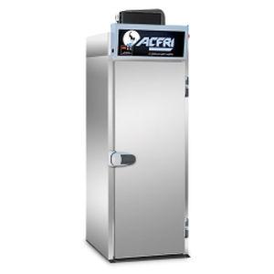 célula de refrigeración para la industria agroalimentaria / de rejilla / enfriada por aire / de condensación
