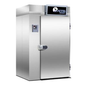 célula de refrigeración de aire / para la industria agroalimentaria / de alta velocidad