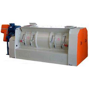 mezcladora de palas / de rejas / batch / para líquidos