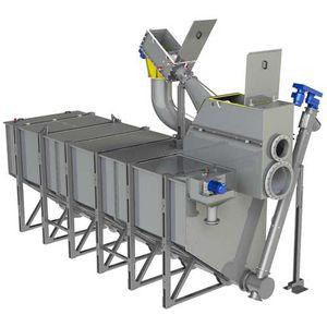 microplanta para tratamiento de aguas residuales compacta