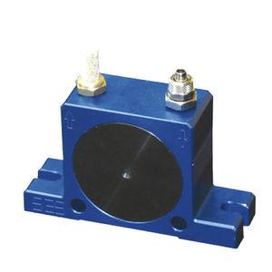 vibrador neumático / para hormigón / externo / rotativo