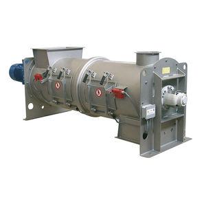 mezcladora de alta velocidad / de rejas / continua / líquido-sólido