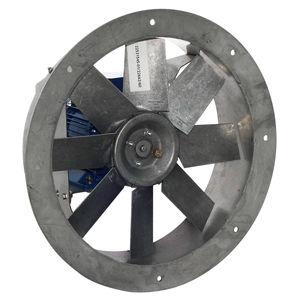 ventilador axial / de secado / industrial