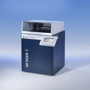 espectrómetro de fluorescencia / de rayos X con dispersión de la longitud de ondas / para análisis / compacto