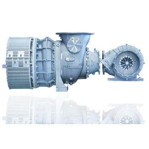 turbocompresor compacto / motor de 4 tiempos / para motor diésel / para producción de energía