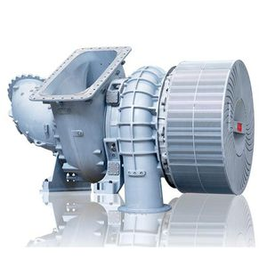 turbocompresor compacto / monoetapa / motor de 2 tiempos / para motor diésel