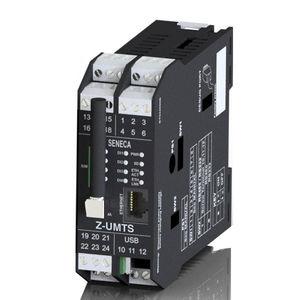 registrador de datos GSM / GPRS / HSPA+ / UMTS / Modbus