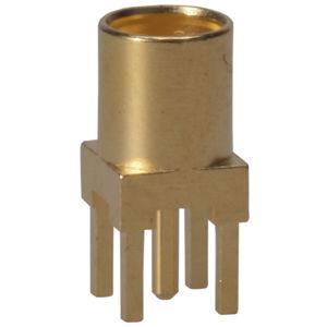conector coaxial / MCX / SMT / PCB