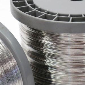 aleación de níquel en hilo