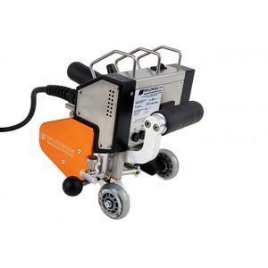 micro-soldadora con calces calefactores / manual / compacta / para PVC
