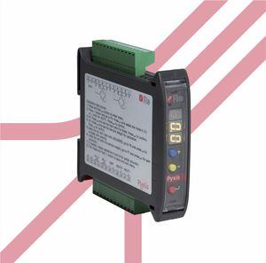 amplificador de señal / analógico / programable / para celda de carga