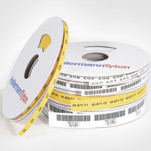 funda termorretráctil / plana / para cables / para tubos