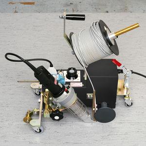 máquina de soldar de aire caliente