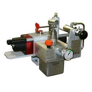 válvula de globo / con control hidráulico / de regulación de presión / en línea