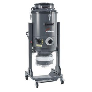 aspirador para polvo nocivo / monofásico / para el sector de la construcción / móvil