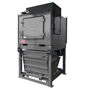 aspirador de polvo / trifásico / para la industria metalúrgica / para fundición