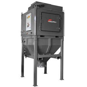 aspirador de polvo / eléctrico / para la industria metalúrgica / para fundición