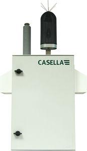sistema de supervisión de inmisión de sonido / para construcciones / del medio ambiente / de emisiones de polvo