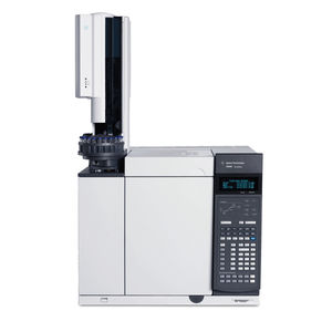 cromatógrafo en fase gaseosa / de laboratorio / MSD / capilar