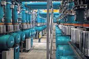 cuadro eléctrico primario / de alta tensión / aislado en gas / para rack para distribución eléctrica