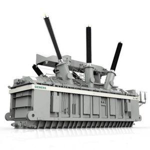 transformador de potencia / de distribución / encapsulado / trifásico