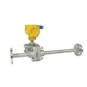 transmisor de presión diferencial / de membrana / térmico / analógico