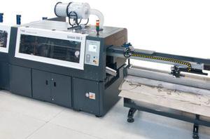 máquina de aserrar circular / para acero / para aluminio / para cobre