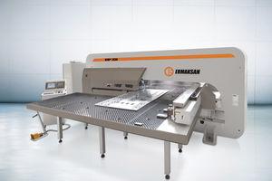 máquina de punzonado de CNC