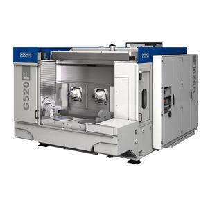 centro de mecanizado CNC 5 ejes