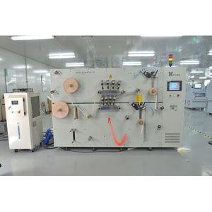 máquina perforadora para la industria tabacalera