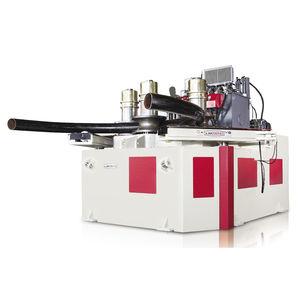 máquina curvadora hidráulica / de tubos / de perfiles / CNC