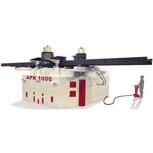 máquina curvadora hidráulica / de tubos / de perfiles / universal