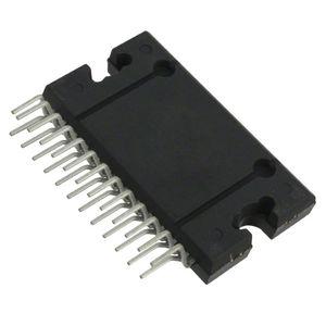 amplificador de potencia / de audio / electrónico / lineal