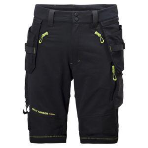 pantalón corto de trabajo / impermeable / de tejidos