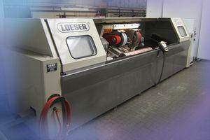 máquina de superacabado rectificadora / descromado / pulidora / lineal