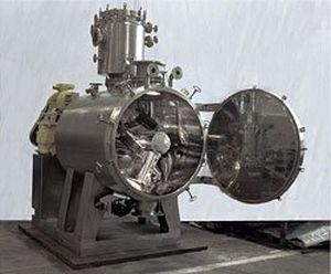 secador de vacío