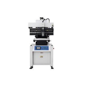 máquina de serigrafia servoaccionada