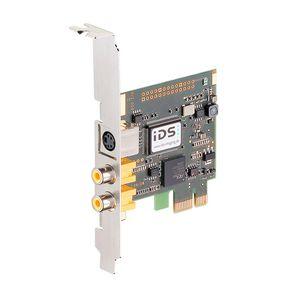 tarjeta de adquisición de vídeo PCIe / digital / en tiempo real / monocroma