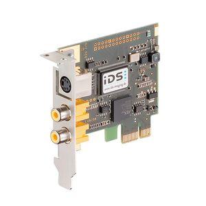 tarjeta de adquisición de vídeo PCIe / analógica / en tiempo real / monocroma