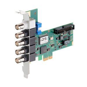 tarjeta de adquisición de vídeo PCIe / digital / monocroma