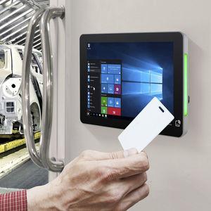HMI con pantalla multitáctil / de pared / NXP i.MX6 / ARM Cortex