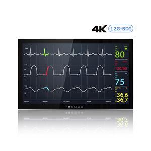 monitor retroiluminación LED / de pantalla táctil multipunto / 27