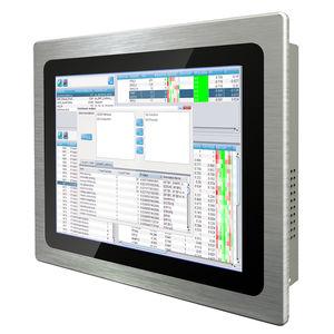 monitor empotrable / LCD / LED / con tecnología capacitiva proyectada