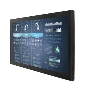 monitor LCD / con tecnología capacitiva proyectada / 32
