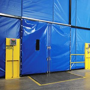 cortina de separación / para muelle