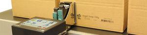 máquina de impresión de inyección de tinta / digital / multicolor / para cartón