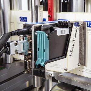 máquina de impresión de inyección de tinta / digital / multicolor / para etiquetas
