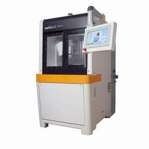 pulidora para vidrio / para la óptica de precisión / esférica / CNC