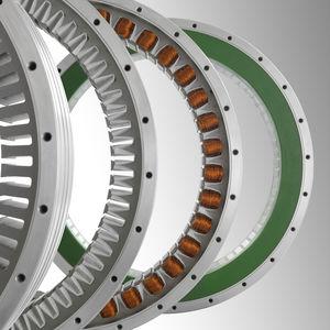 motor par AC / síncrono / 400V / baja velocidad
