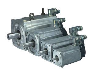 servomotor DC / brushless / 400V / 220V